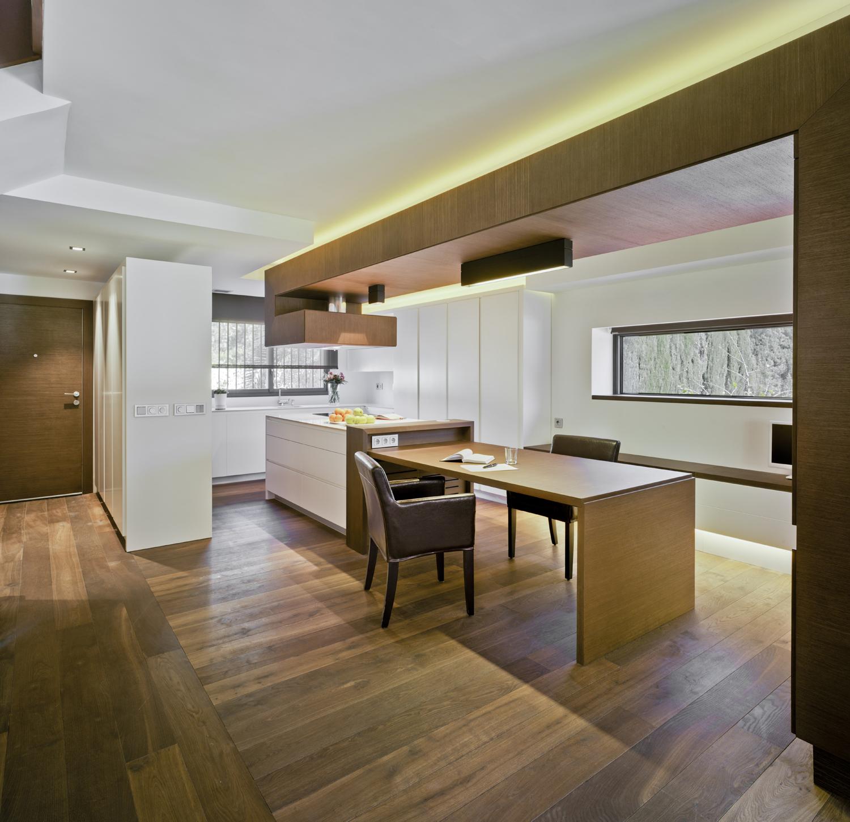 Casa leutscher ox arquitectura - Suelos modernos ...